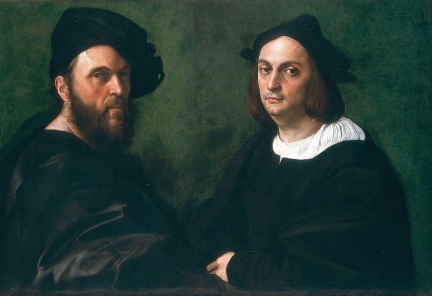 Raphael Doria Pamphilj Gallery Rome
