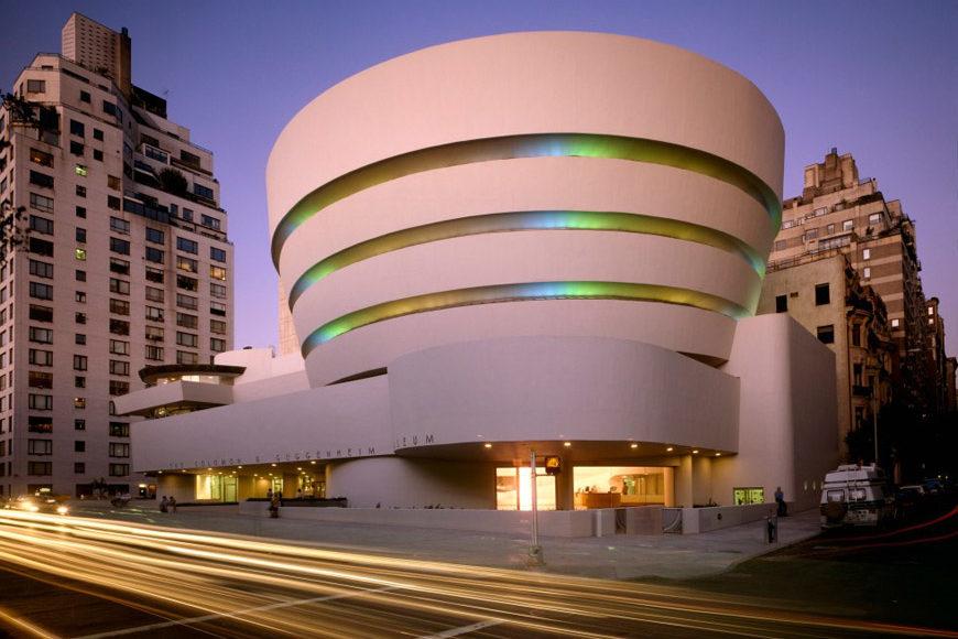 Solomon Guggenheim Museum - New York