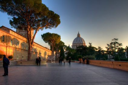 Vatican Museums – Rome