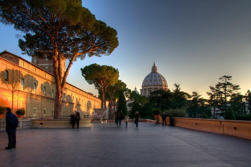 Vatican Museums Rome Musei Vaticani Roma 01