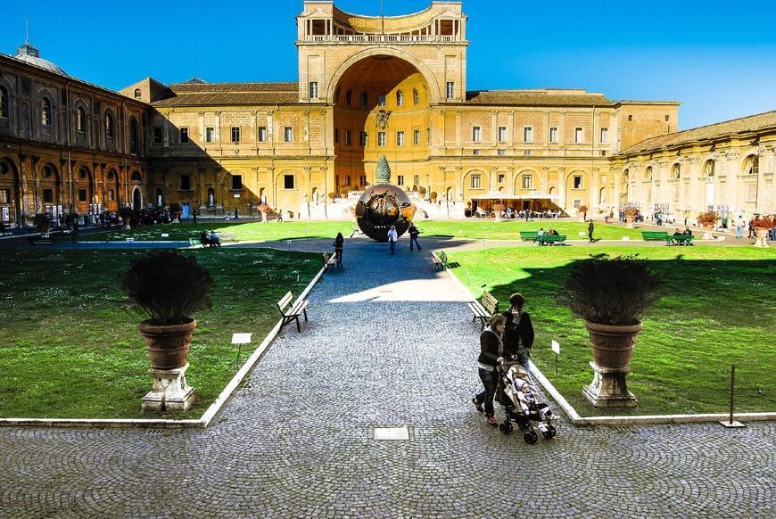 Vatican Museums Rome Musei Vaticani Roma 03
