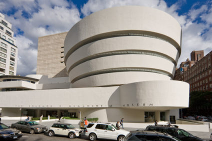 The Guggenheim, an American revolution