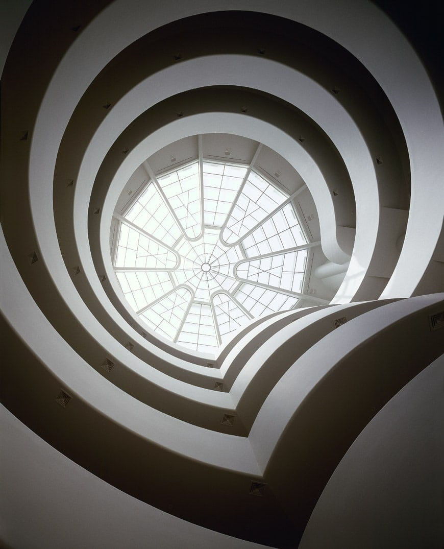 An American Revolution The Guggenheim By F L Wright