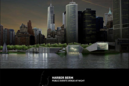 "BIG U winning project for ""Rebuild by Design"" in NYC"