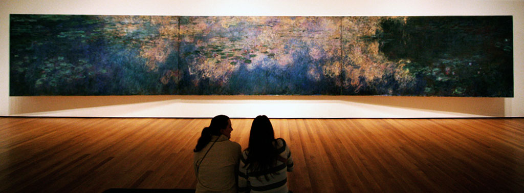 Henri Matisse Water Lilies MoMA The Museum of Modern Art New York
