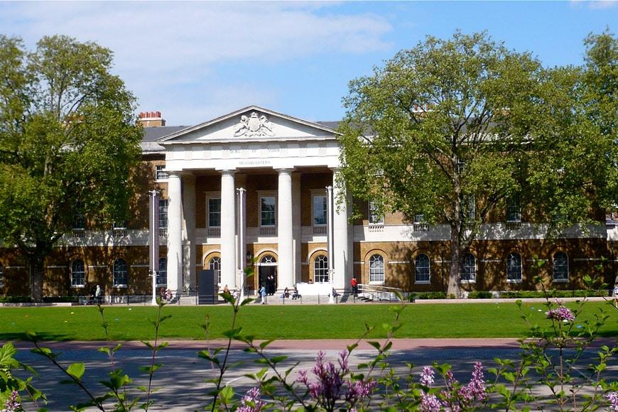 Saatchi Gallery London Duke of York HQ
