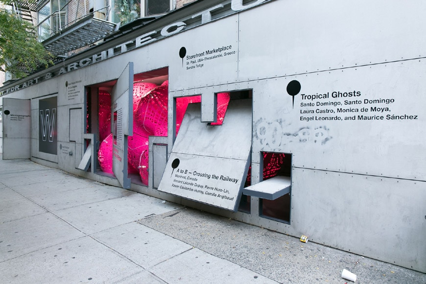 Storefront Art Architecture New York Holl Acconci 3