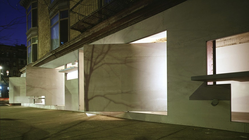Storefront Art Architecture New York Holl Acconci 6