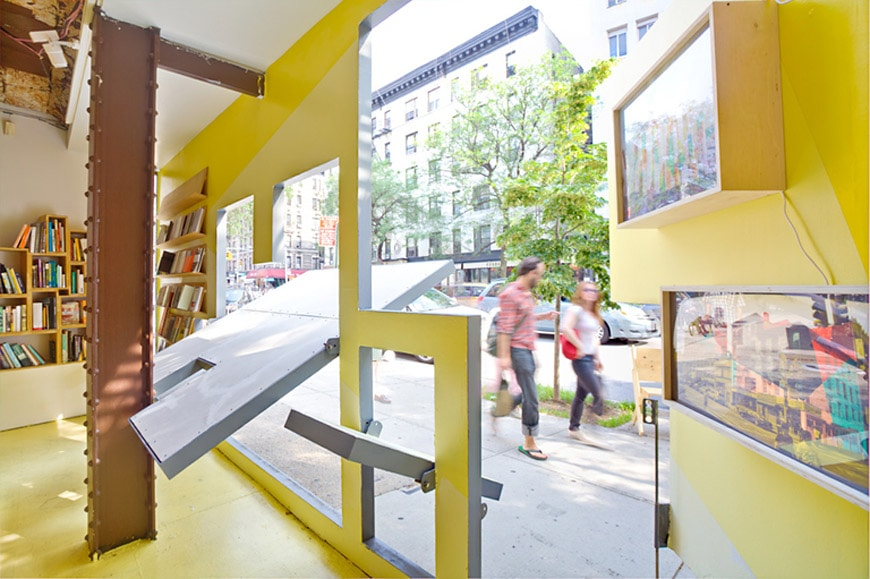 Storefront Art Architecture New York Holl Acconci 8