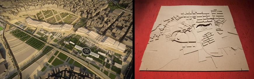 Yenikapi museum Istanbul Eisenman 17