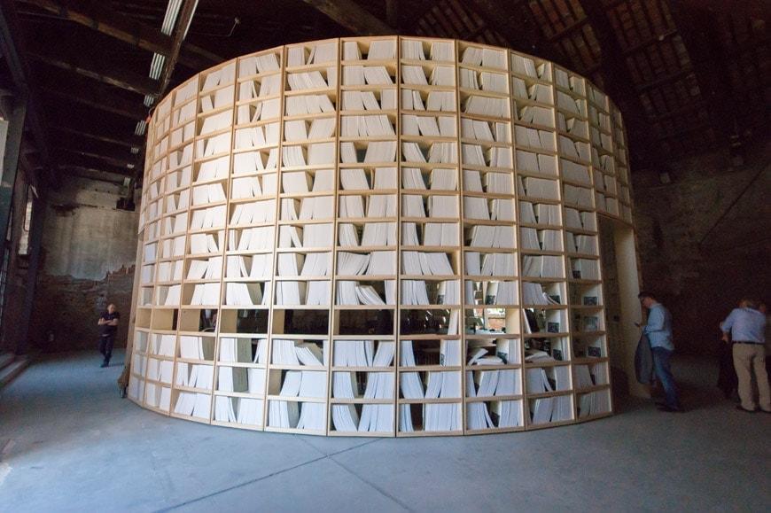 Padiglione del bahrain 14a biennale di architettura di for Biennale di architettura di venezia