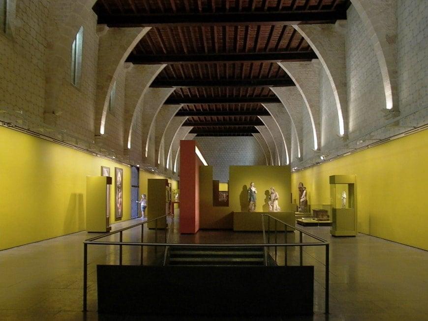 pedralbes monastery 02