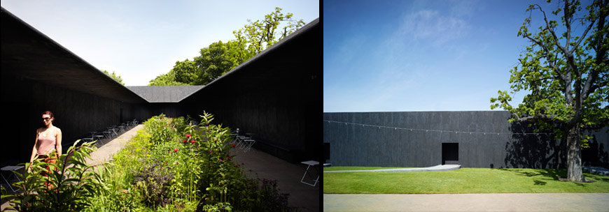 serpentine galleries pavilion peter zumthor