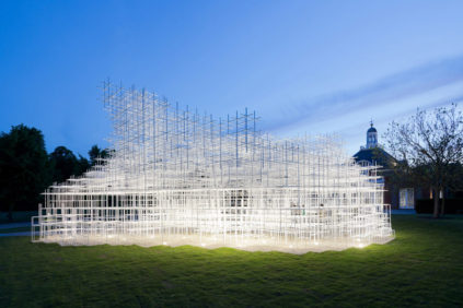 Serpentine Galleries Pavilions; a history