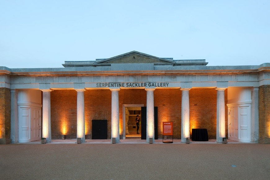 serpentine sackler gallery 13
