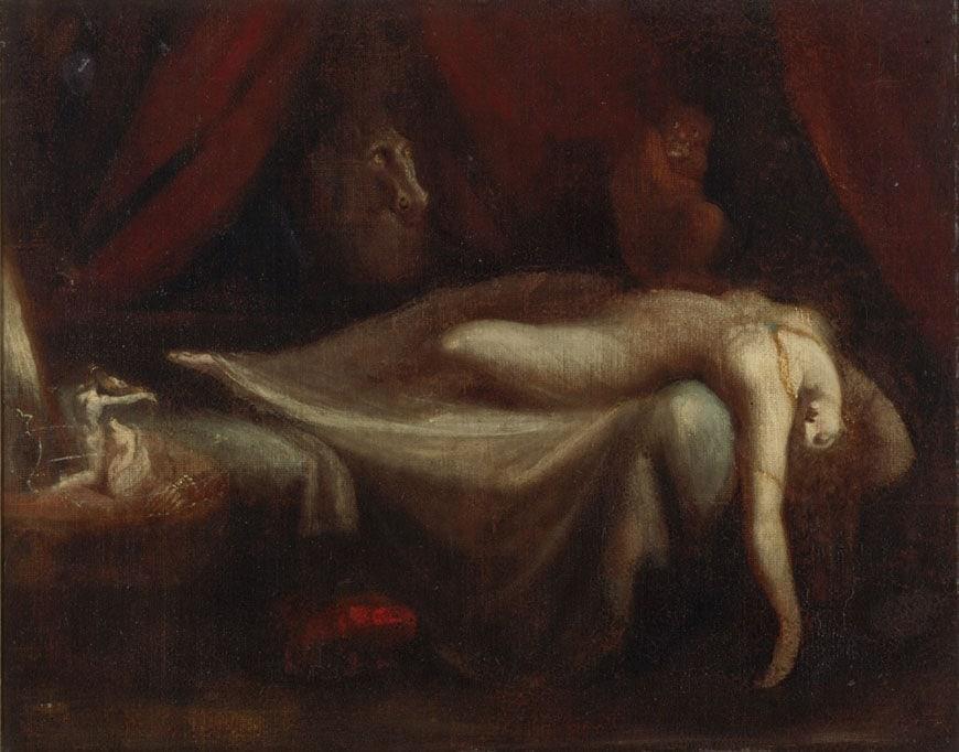 галерея сисек спящих