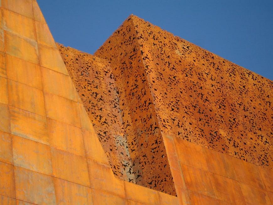 Caixaforum Madrid Herzog & de Meuron facade