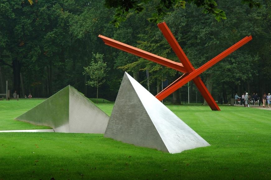 Kröller-Müller museum garden 03