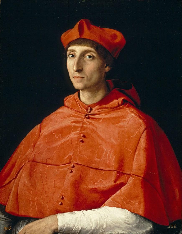 Museo Nacional del Prado Madrid Cardinal Raphael