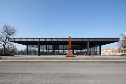 Neue Nationalgalerie – Berlin