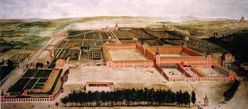 Palacio del Buen Retiro Madrid