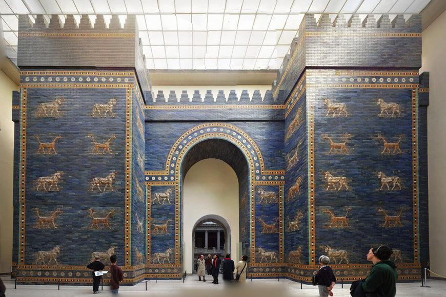 Pergamon Museum Berlin Ishtar Gate