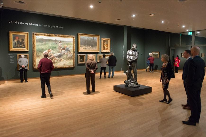Museo Van Gogh Amsterdam interno 3