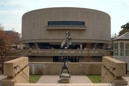 Hirshhorn Museum And Sculpture Garden Washington D C