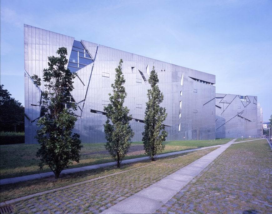 jewish museum berlin libeskind 04