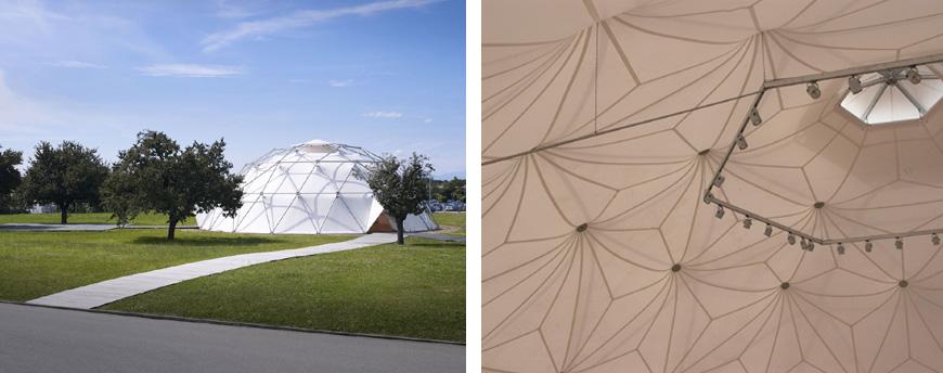 Buckminster Fuller, Vitra Campus