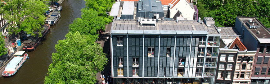Anne Frank House museum amsterdam 5