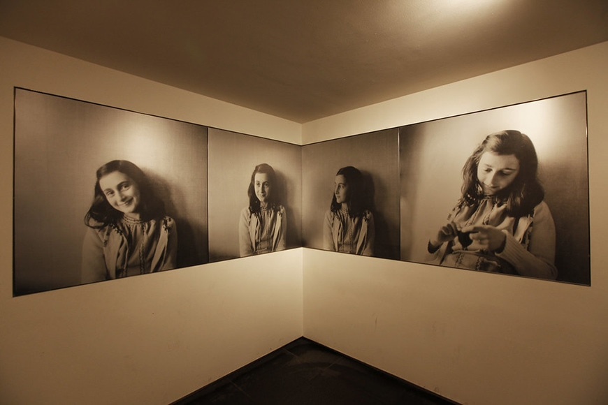 Anne Frank Huis museum Amsterdam 2