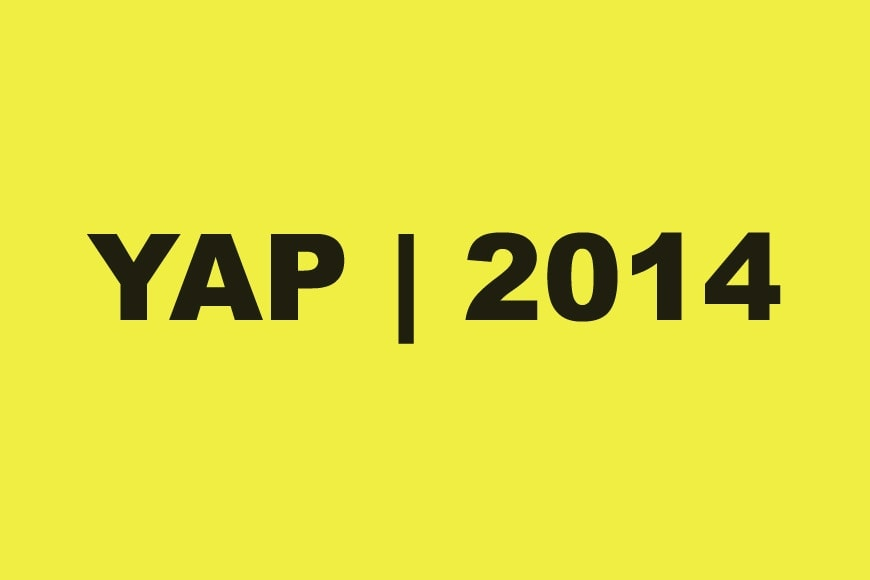 cover image yap 2014