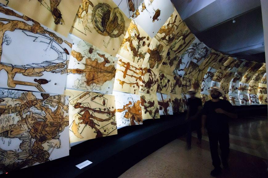 daniel-libeskind-sonnets-babylon-exhibition-venice-biennale-02