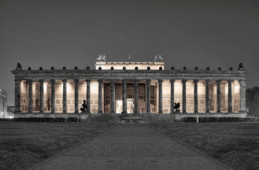 Altes Museum Berlino