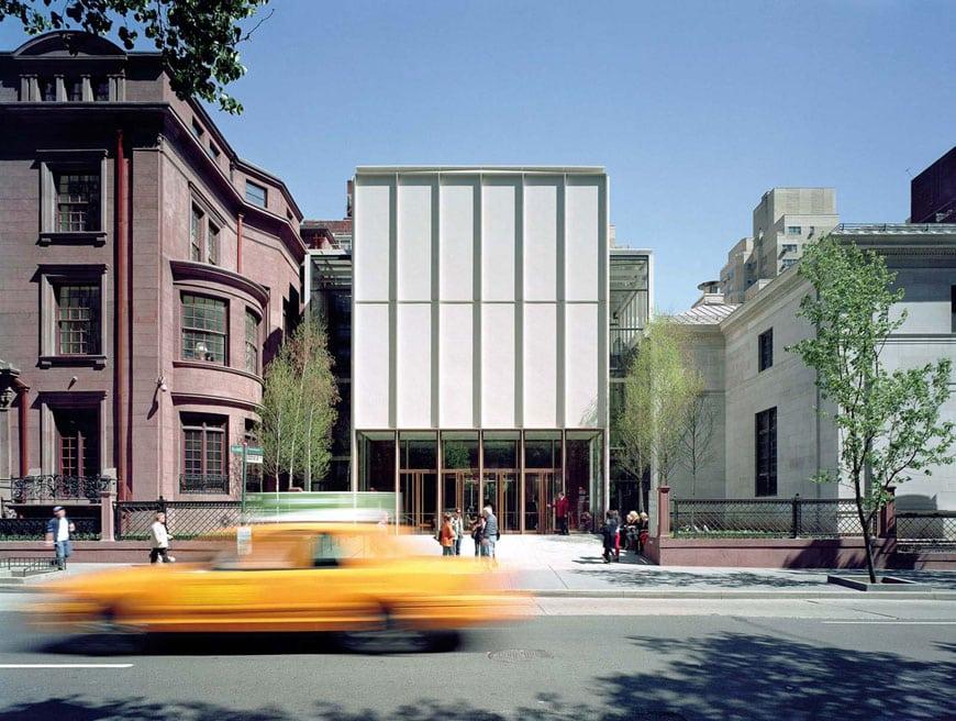 Morgan Library expansion Renzo Piano 02