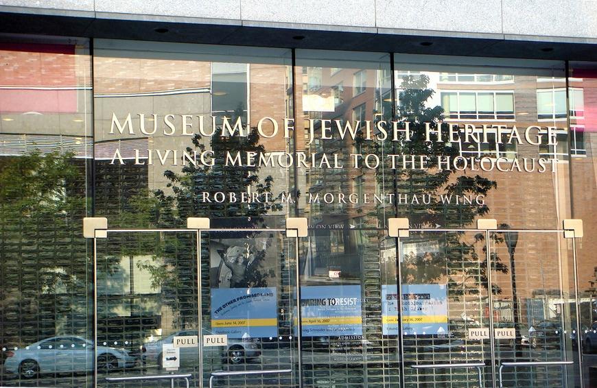 Museum of Jewish Heritage New Yo