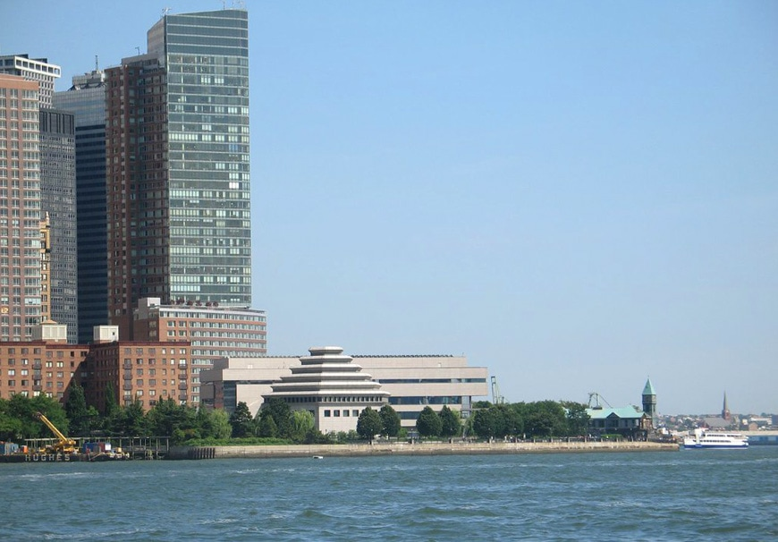 Museum of Jewish Heritage New York-external-view-photo-simulated-dreams