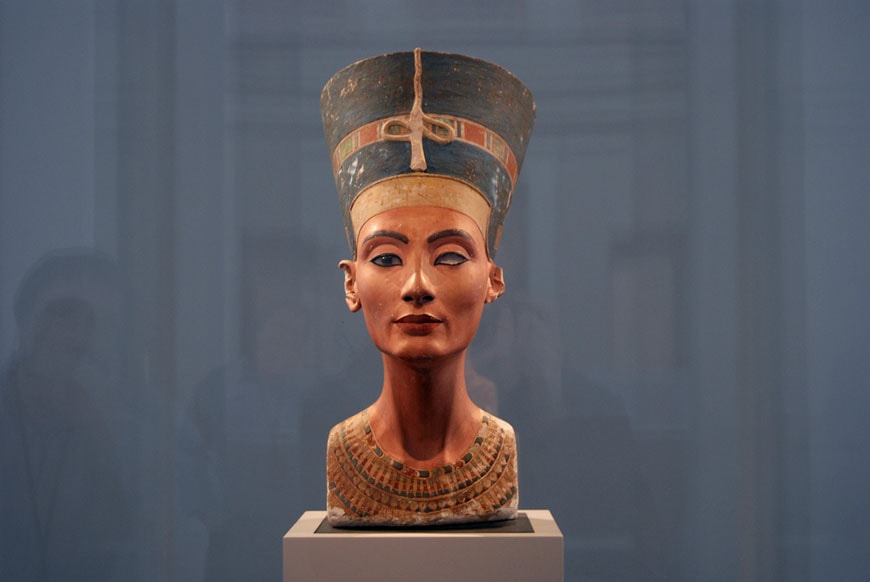 Nefertiti Neues Museum Berlin