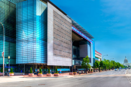 Newseum Washington DC 01