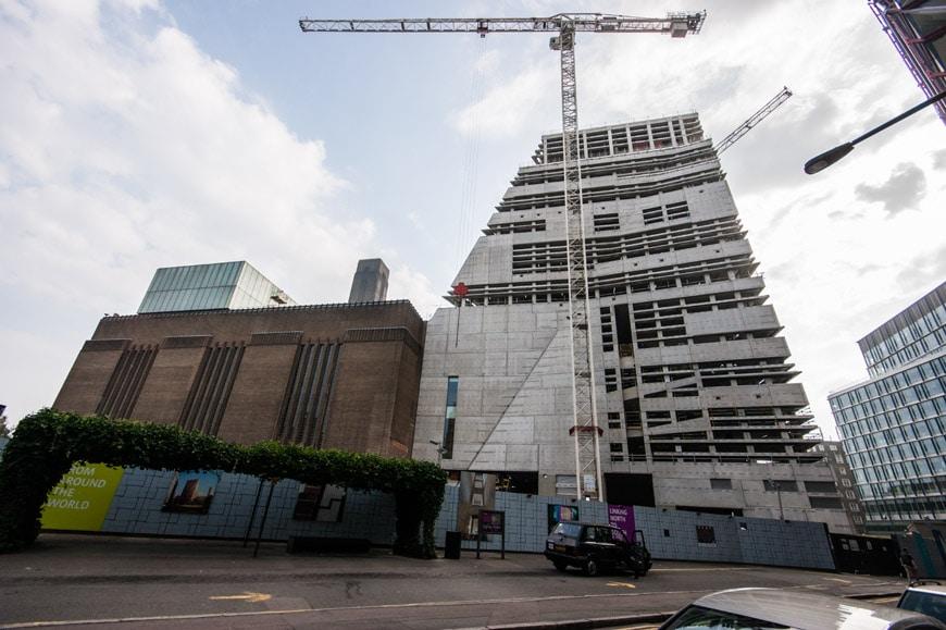 Tate Modern London extension Herzog de Meuron September 2014 04