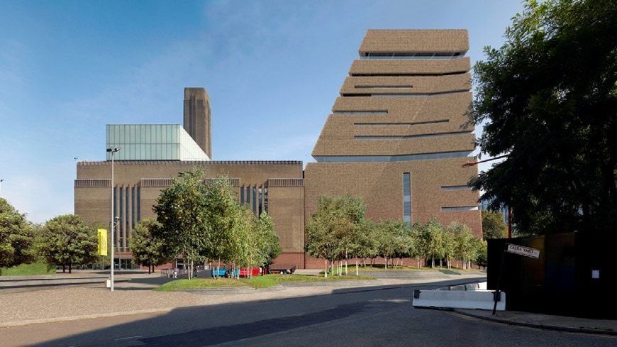 Tate Modern London extension Herzog de Meuron September 2014 10