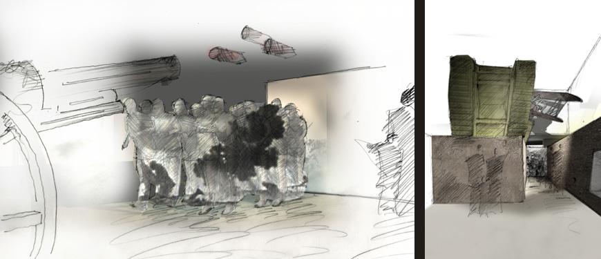 imperial war-casson mann-sketch04