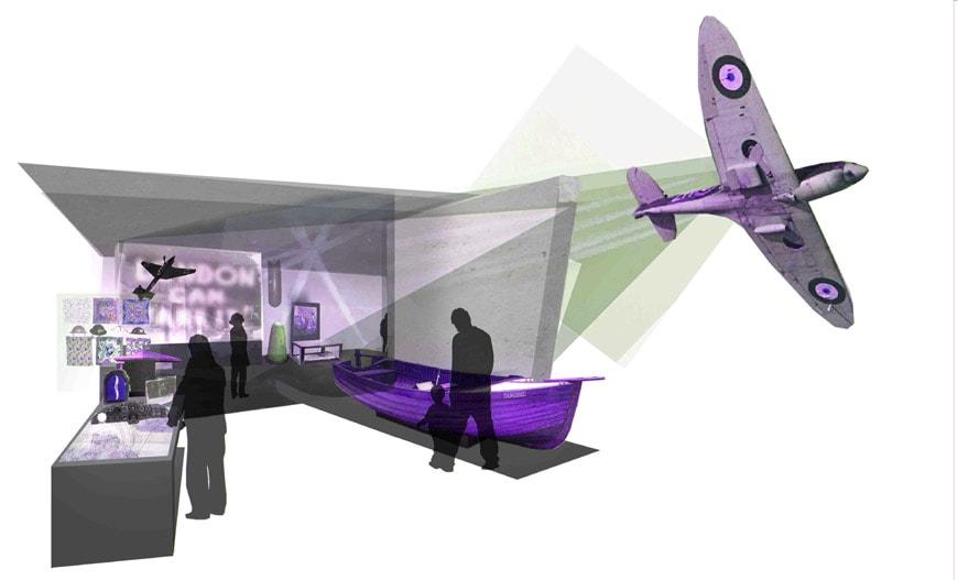 imperial war museum WW2 casson mann 01