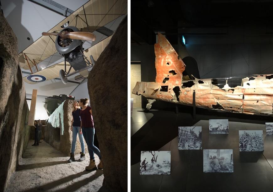 imperial war museum-casson mann-04-trench e detail