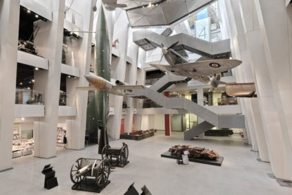 imperial war museum london Atrium