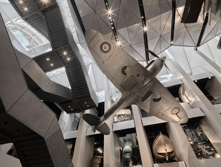 imperial war museum london Atrium 2
