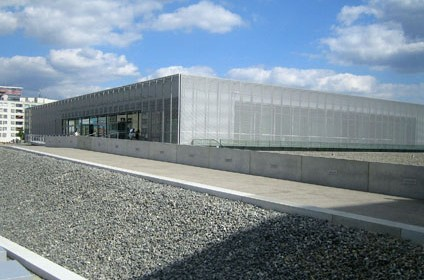 topography of terror center and museum Berlin 03