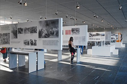 topography of terror center and museum Berlin 05
