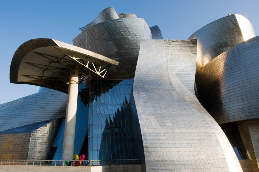 Paris Frank Gehry A Retrospective At The Centre Pompidou